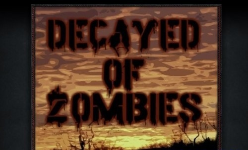 Decayed of Zombies - Role Playing Game